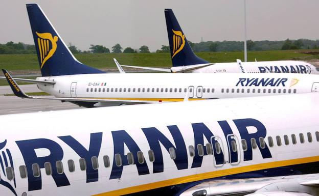Beneficios de Ryan Air.