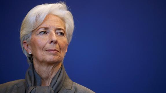 Christine Lagarde. /