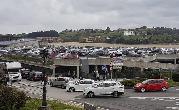 La Concesionaria Del Aparcamiento De San Vicente No Cumple Con El Contrato El Diario Montañes