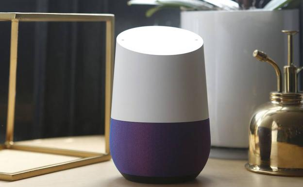 Google Home./Reuters