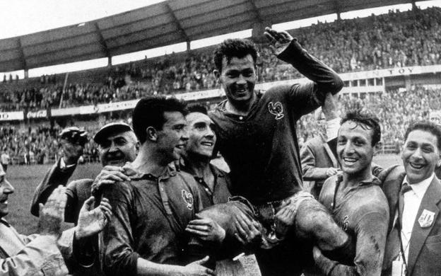 Just Fontaine (Francia)