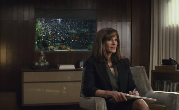 Julia Roberts es la protagonista de 'Homecoming' (2018)/