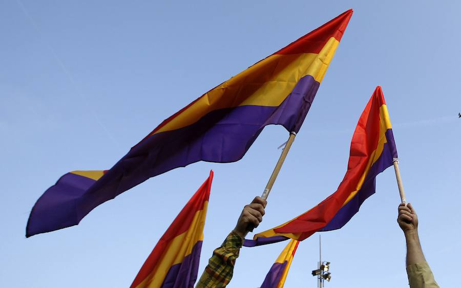 Bandera republicana./Reuters