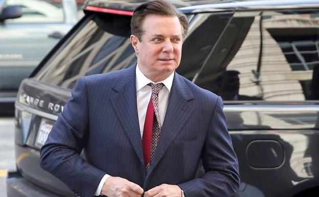 Paul Manafort. /Reuters
