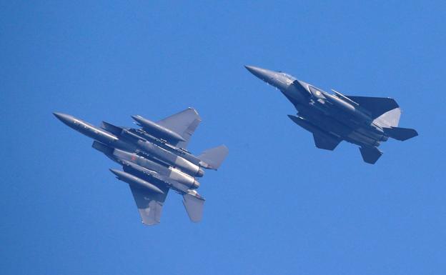Moscú acusa a Seúl de poner en peligro su bombarderos en un