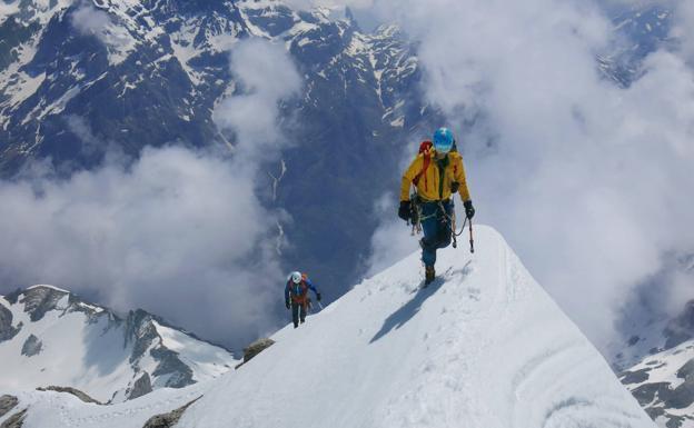 Consejos para adentrarse en el alpinismo invernal