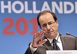 François Hollande. / Thierry Zoccolan (Afp)/