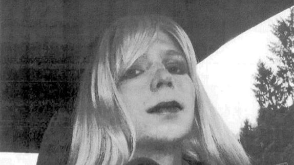 Chelsea Manning. /