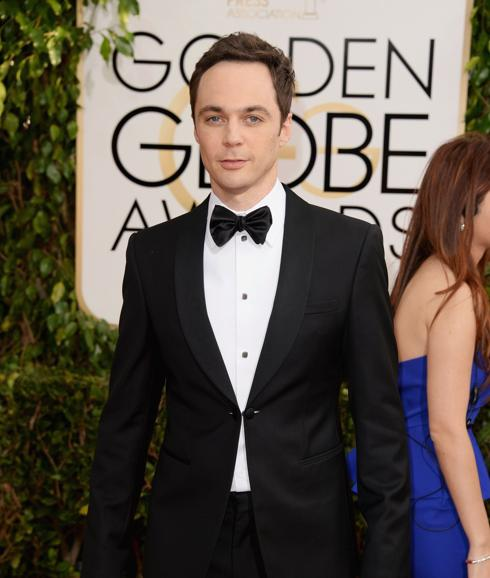 Jim Parsons, actor de 'Big Bang Theory'./