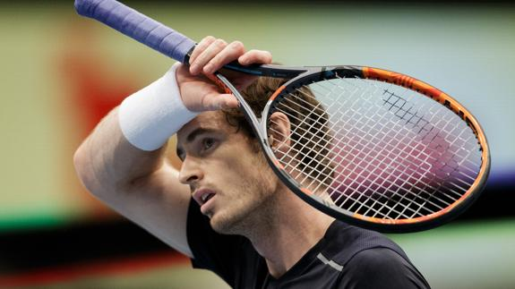 Andy Murray. /