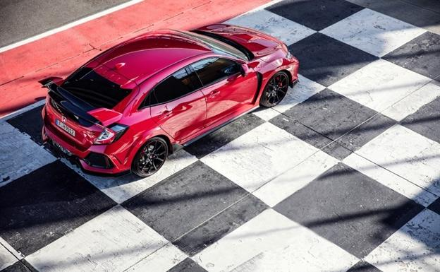 Honda Civic Type R, desde 38.400 euros
