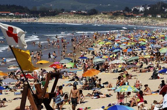 somo, la mejor playa de cantabria | el diario montañes